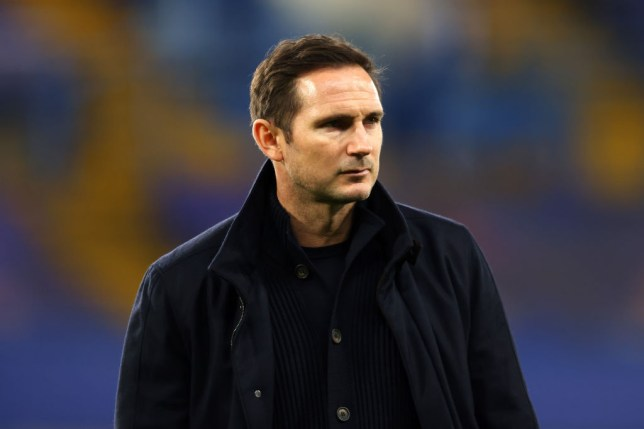 Lampard's side have slid down the table