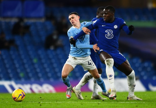 Shaun Wright-Phillips says Kurt Zouma was 'bullied' by Phil Foden in Chelsea's defeat to Manchester City