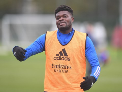 Arsenal boss Mikel Arteta explains why Thomas Partey didn't feature in Newcastle FA Cup clash