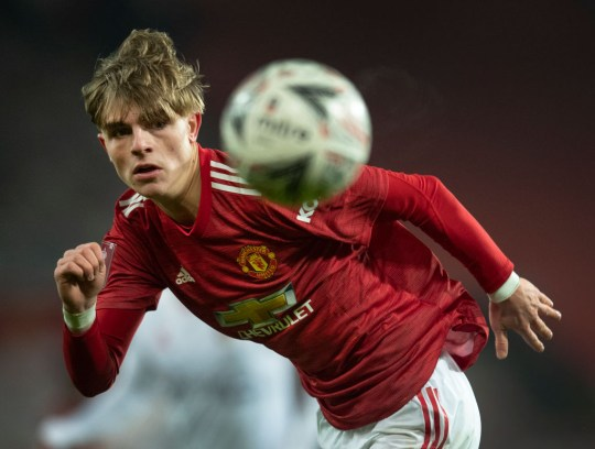 Manchester United are also unwilling to loan out Brandon Williams