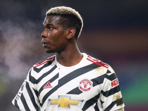 Paul Pogba's best position is on the left flank, insists Gary Neville