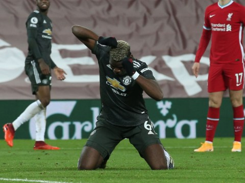 'Oh my goodness!' – Ole Gunnar Solskjaer and Roy Keane react to Paul Pogba's huge miss in Manchester United's draw with Liverpool