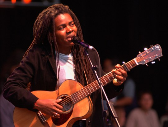 Tracy Chapman Neil Young's 15th Annual Bridge Benefit