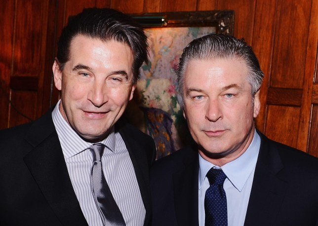 Billy and Alec Baldwin.