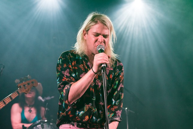 Ariel Pink Performs At Electric Ballroom In London