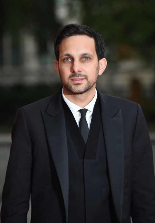 Dynamo at the Believe In Magic Cinderella Ball - Red Carpet Arrivals