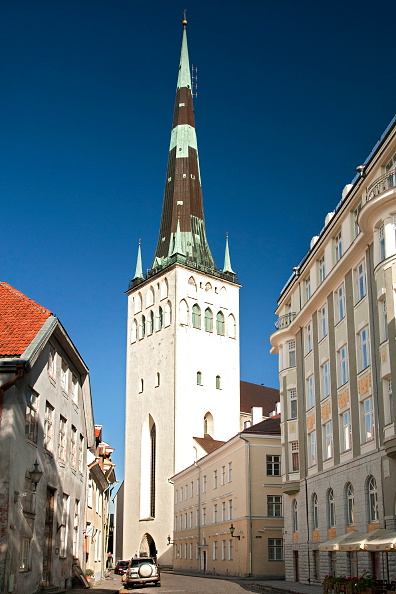 St. Olaf's in tallinn estonia