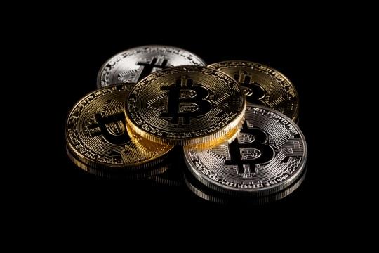 Physical version of Bitcoin coin
