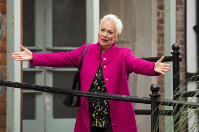 Denise Welch as Trish Minniver in Hollyoaks