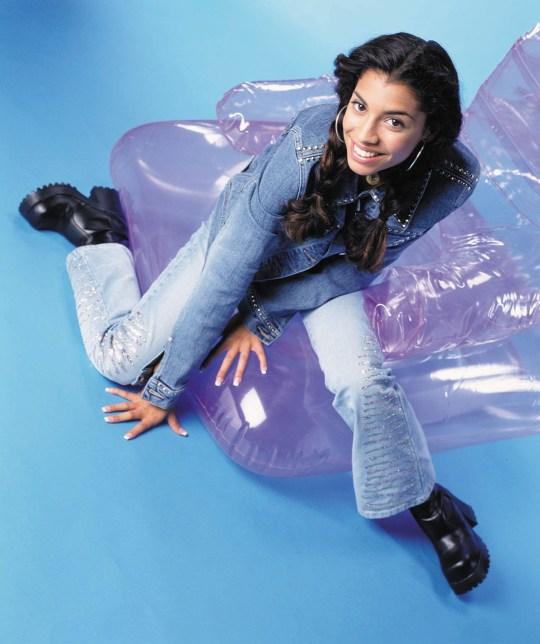 Christina Vidal as Taina Morales
