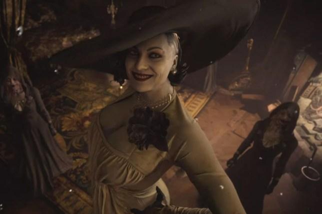 Resident Evil Village vampire lady