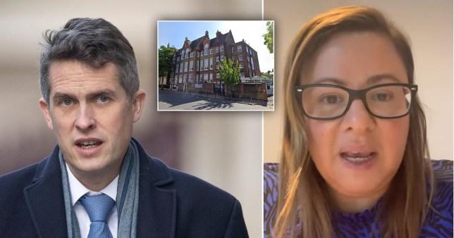 Boris's former school says 'U-turn' by Gavin Williamson has forced it into tough decisions