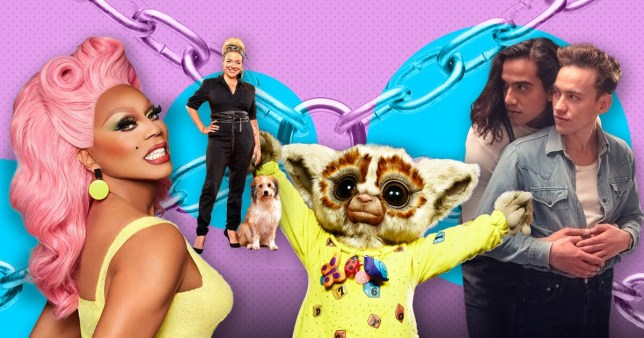 RuPaul, Sheridan Smith on Pooch Perfect, It's A Sin and The Masked Singer