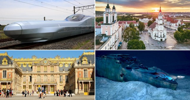 seven experiences and trips for 2021