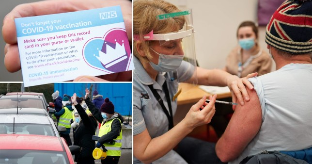 Covid vaccine: Every adult to be offered jab by autumn