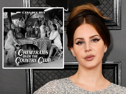 Lana Del Rey hits back at criticism around diversity on album cover