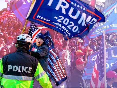Armed protests planned 'in all 50 states' before Inauguration day, say FBI