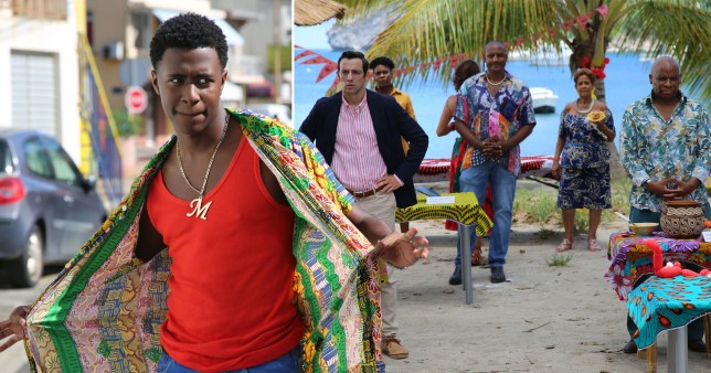 Who is Marlon Pryce in season 10 of Death in Paradise?