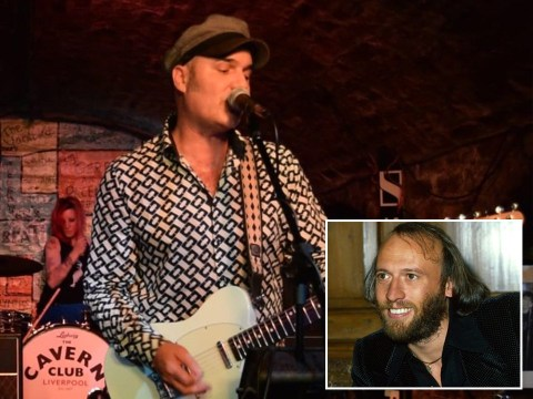 Singer who says Bee Gees star Maurice Gibb is his biological dad seeks to create his own musical legacy
