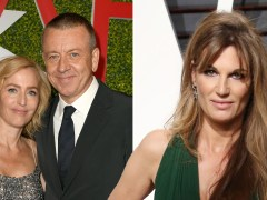 The Crown writer Peter Morgan 'dating Jemima Khan' after Gillian Anderson split