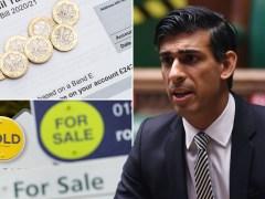 Rishi Sunak urged to scrap council tax and stamp duty