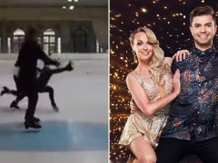 Dancing On Ice star Sonny Jay shares dramatic rehearsal mishap hours before launch