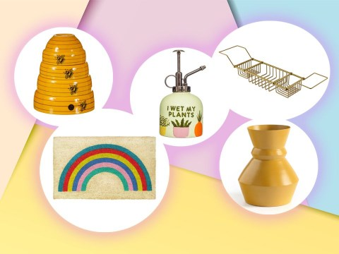 Top 20 homeware purchases for under £20