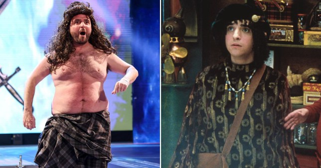 David Krumholtz on Raw and in The Santa Clause