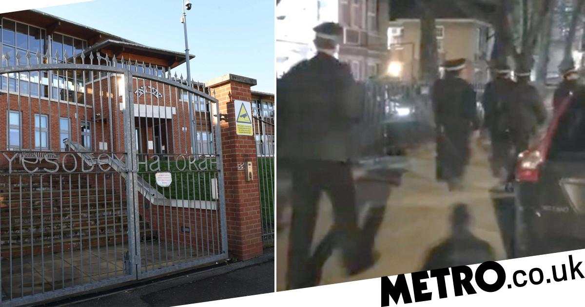 School 'horrified' after 400 celebrate wedding on premises despite lockdown - metro