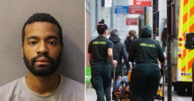 Man jailed after knocking NHS nurse unconscious in 'senseless' A&E attack