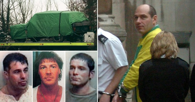 Notorious 'Essex Boys' gangland killer to be released from prison