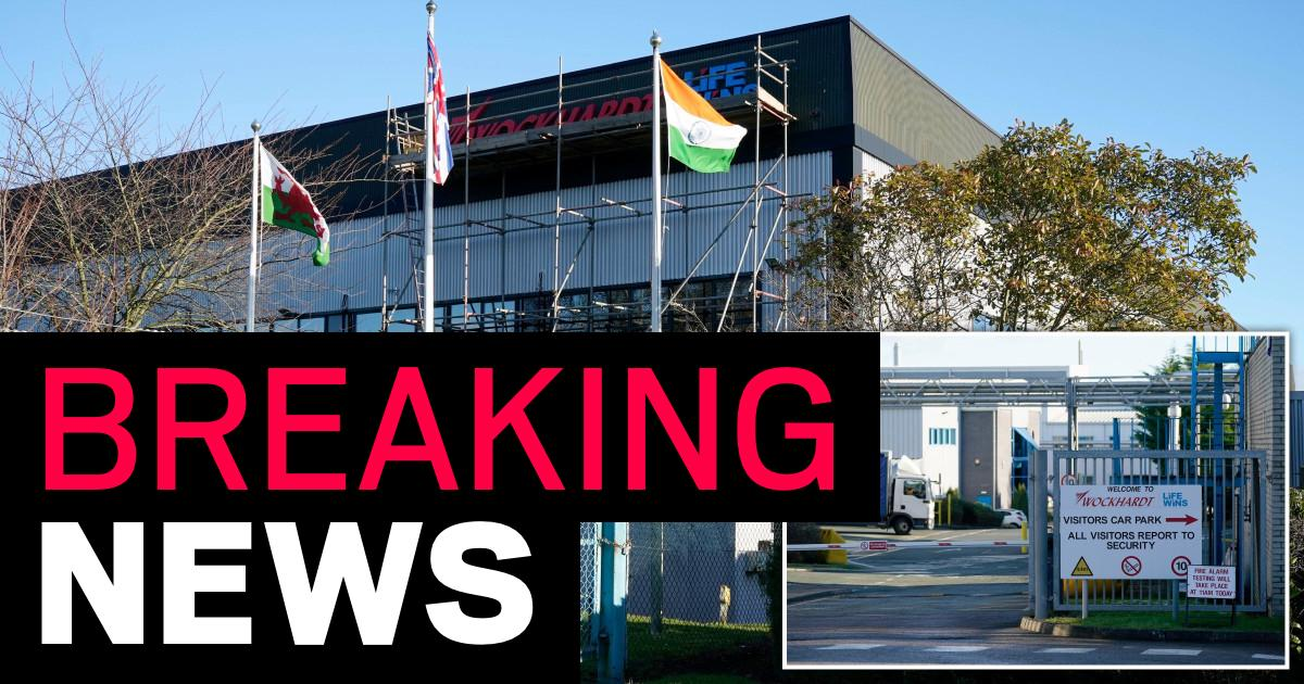 Bomb scare at Covid vaccine factory where Oxford jab is being made
