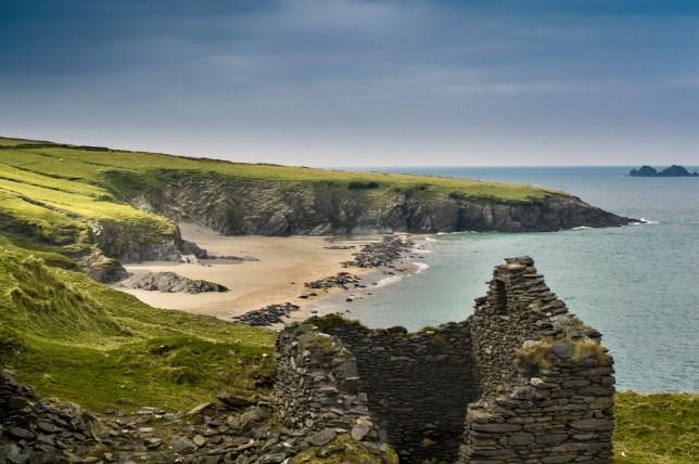 Great Blasket Island, County Kerry, Ireland.