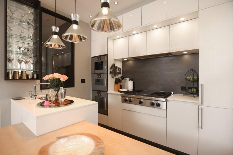 Xenia Tchoumi's kitchen