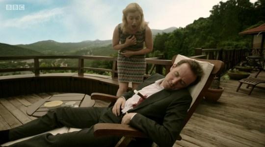 Ben Miller  - Death in Paradise