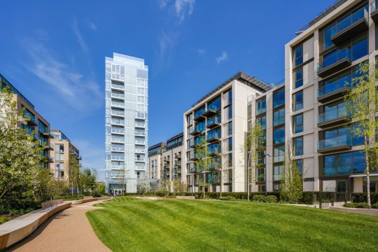 Lillie Square, Fulham SW6, from £830,000