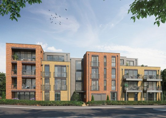 Epsom Reach, Epsom, Surrey KT17, from £330,000