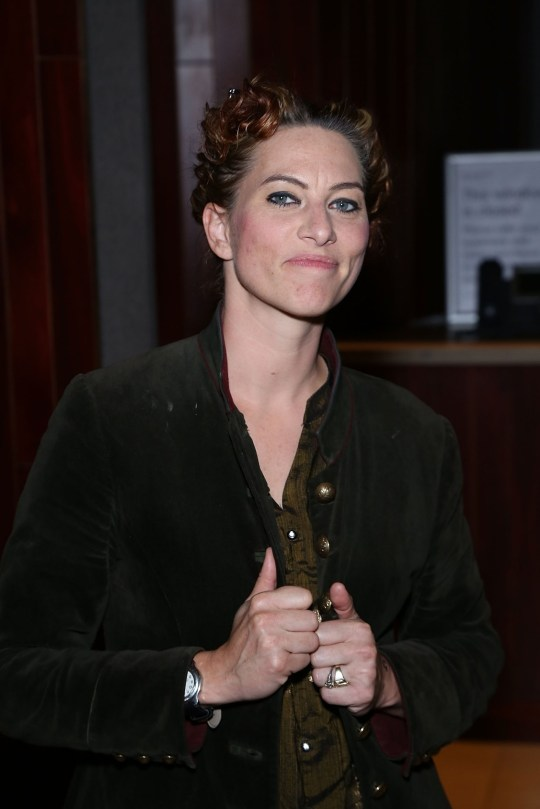 Amanda Palmer attends the 15th Annual Benefit for The Academy of American Poets at Lincoln Center for the Performing Arts on April 19, 2017 in New York City.