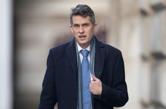Mandatory Credit: Photo by Peter MacDiarmid/REX (11558915n) Education Secretary Gavin Williamson walks to a Cabinet meeting. London and other areas of the south east are to enter Tier Three restrictions at midnight tonight as Covid-19 infection rates rise. London prepares to move into Tier Three, London, UK - 15 Dec 2020