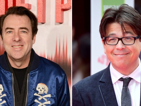 Jonathan Ross reveals his surprise role in launching Michael McIntyre's career
