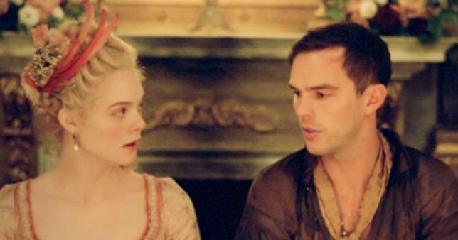 the great - nicholas hoult and elle fanning