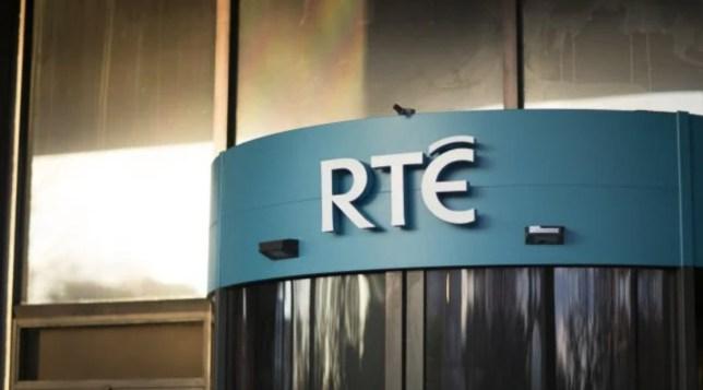 Irish broadcaster RTÉ