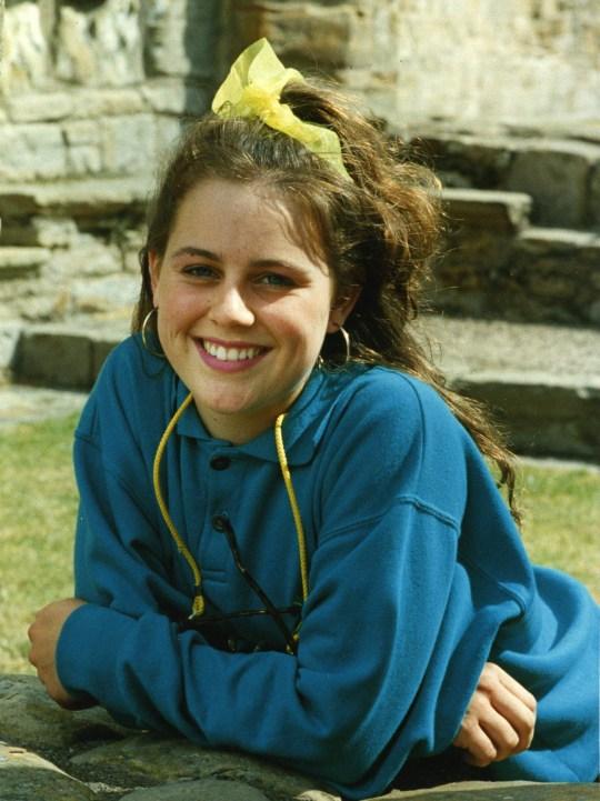 Jill Halfpenny as Nicole Dobson in Byker Grove 1989-92