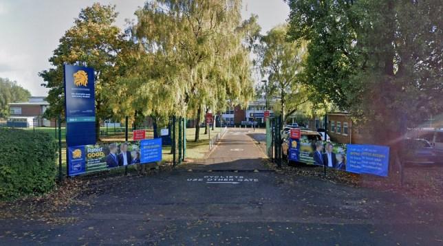 Kingsdown School in Statton (Picture: Google)
