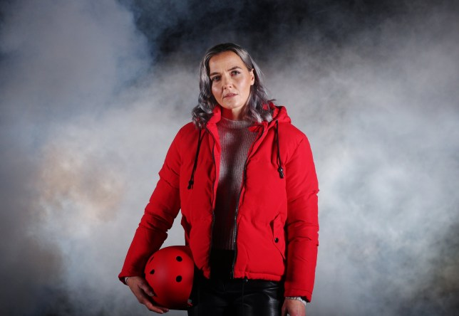 Editorial Use Only Mandatory Credit: Photo by PinPep/REX (11020797d) Victoria Pendleton is an ambassador for E.ON's Change The Weather service, a clean air initiative which aims to ensure that air pollution information, and its impact on our lives, are regularly included as part of weather forecasts. Victoria Pendleton - E.ON - Change The Weather, London, UK - 17 Nov 2020 The move follows a report that revealed over 80% of British homeowners would do more to improve air quality, if they knew more about its impact. To find out more, search E.ON Clean Air.