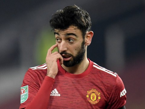 Bruno Fernandes disagrees with Liverpool criticism ahead of Manchester United's FA Cup clash