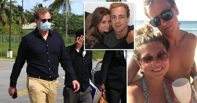 Picture: Mega, Instagram Zara Holland's BF heads to court for breaking COVID restrictions in Barbados