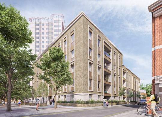 Venice Court W2, from £605,000