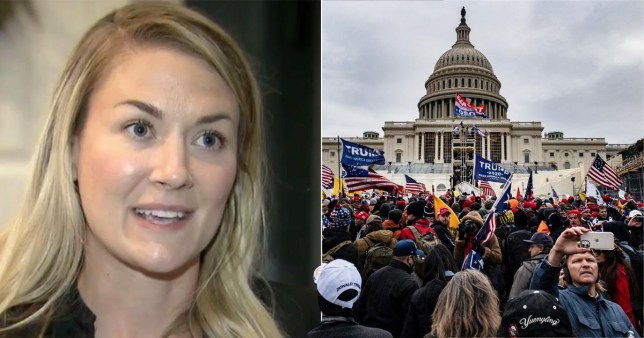 US Army captain resigns after \'leading 100 people\' to deadly Capitol rally