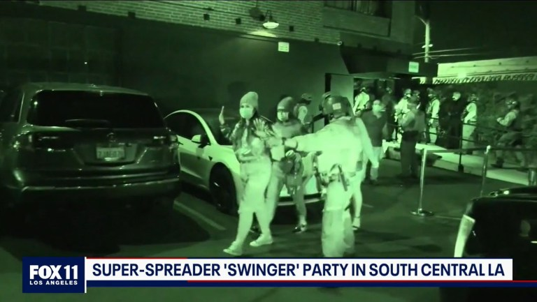 Must embed https://www.foxla.com/news/superspreader-swinger-party-busted-in-south-central-la